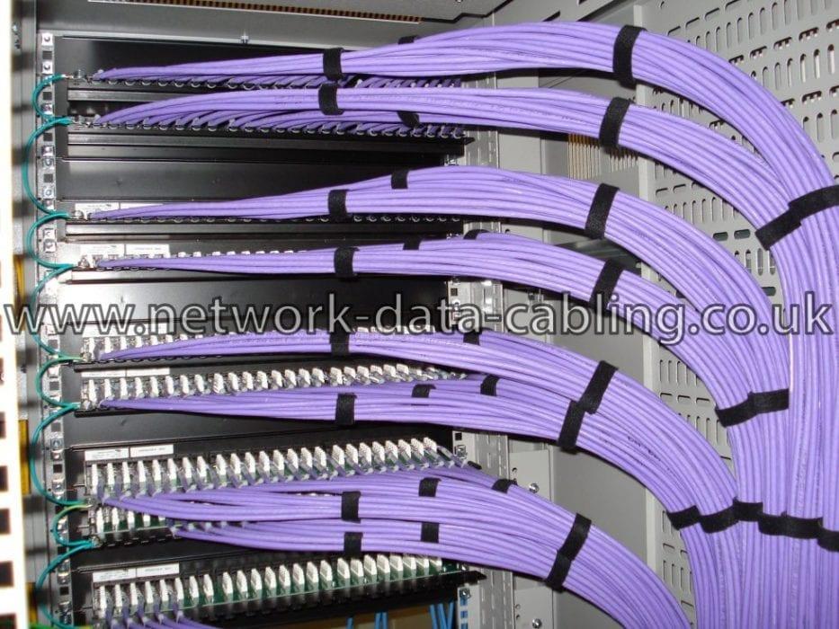 Cat6a computer cables