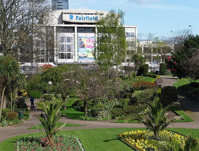 Fairfield Hall, Croydon
