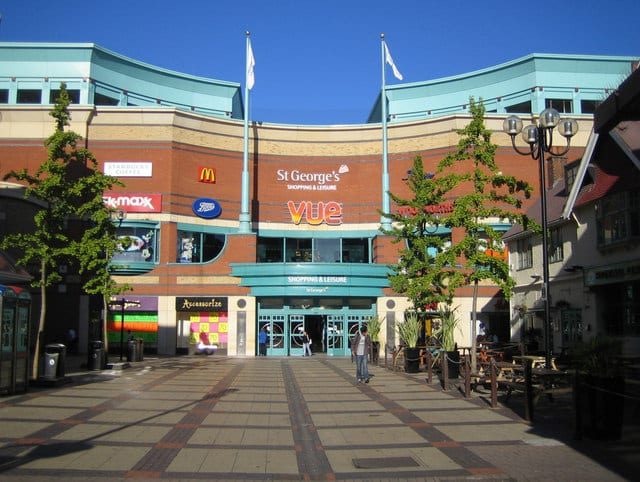 Shopping Centre in Harrow