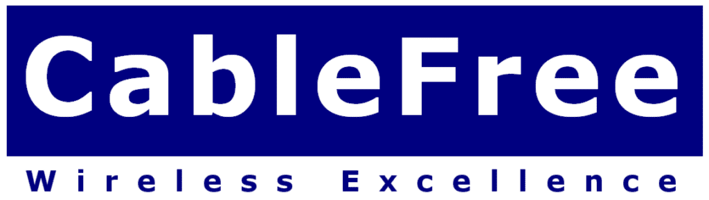 CableFree logo, ACCL is an approved CableFree Installer