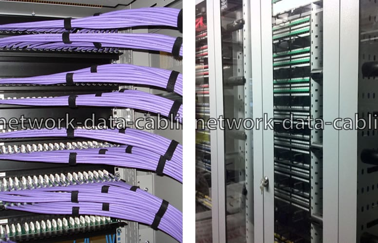 Cat6a Cabling Installation by ACCL