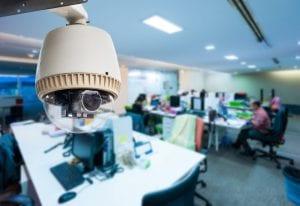 CCTV Cameras in the Workplace and Employees Rights