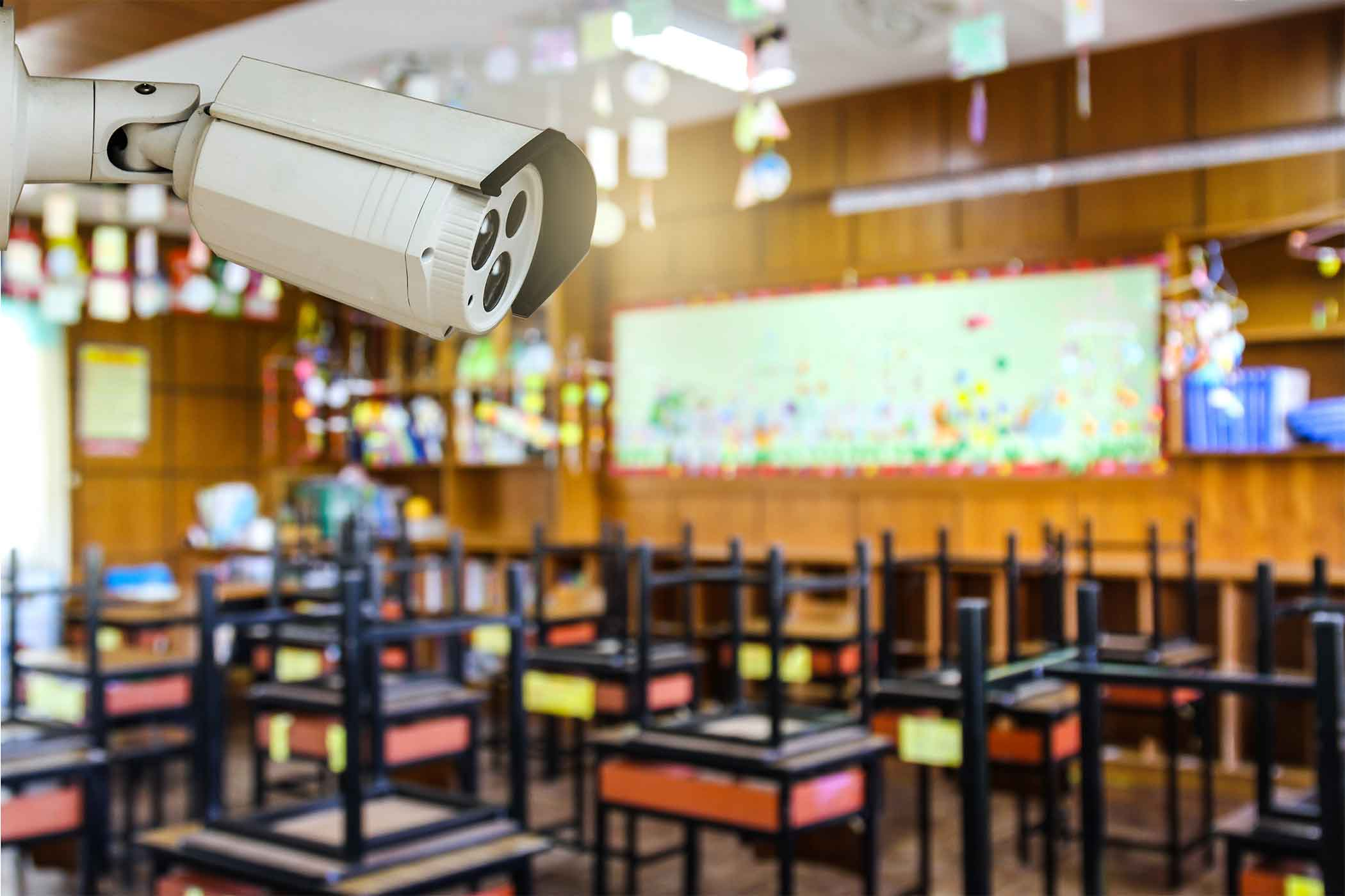 CCTV in Schools: Benefits, Drawbacks and Obstacles