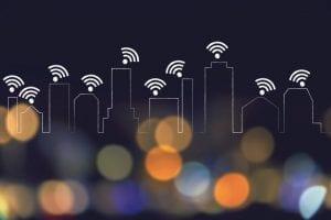 WiFi-points