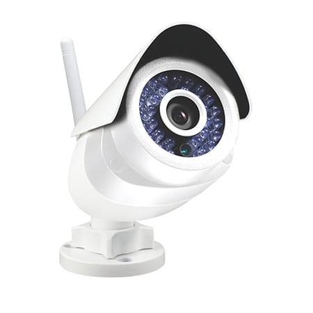 Wireless-CCTV-cameras installation