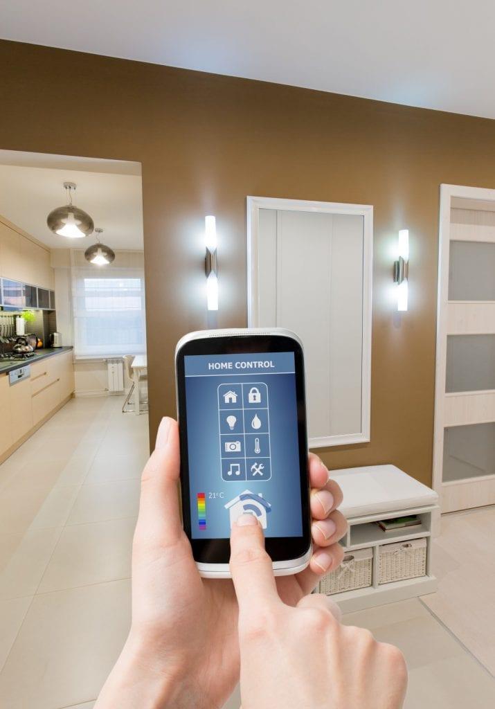 Smart home installation company
