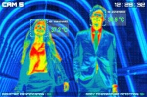 thermal imaging CCTV