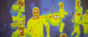 thermal imaging camera system