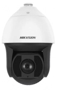 Typical PTZ camera