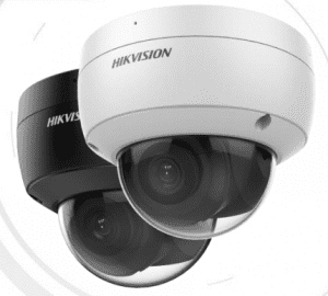 Typical dome cameras