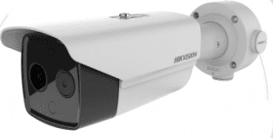 Typical thermal camera