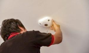 360-CCTV-camera-being-installed