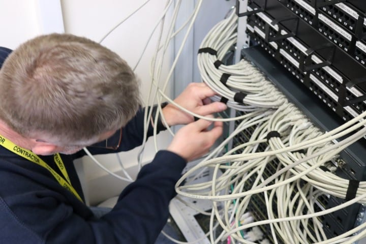 Data Cabling Setup Will Certainly Assist Keep Communications Going