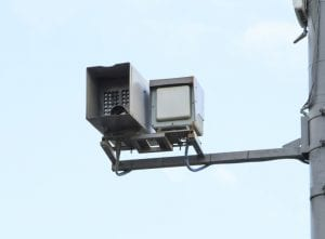 CCTV Automatic Plate Recognition ANPR