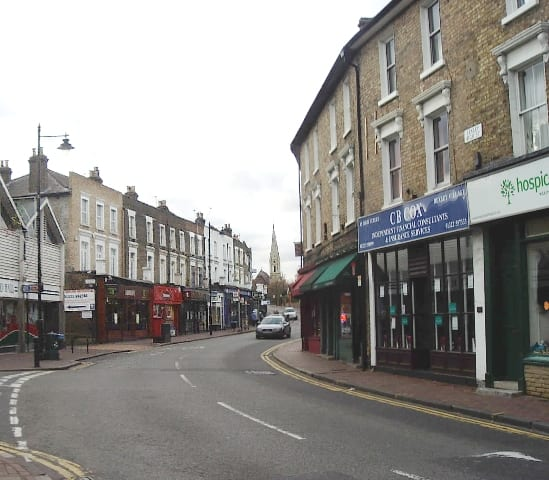 Bexley-high-street