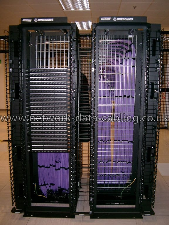 Cat7 Cabling Installation