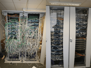 Data-cabinet-tidy-before-and-after