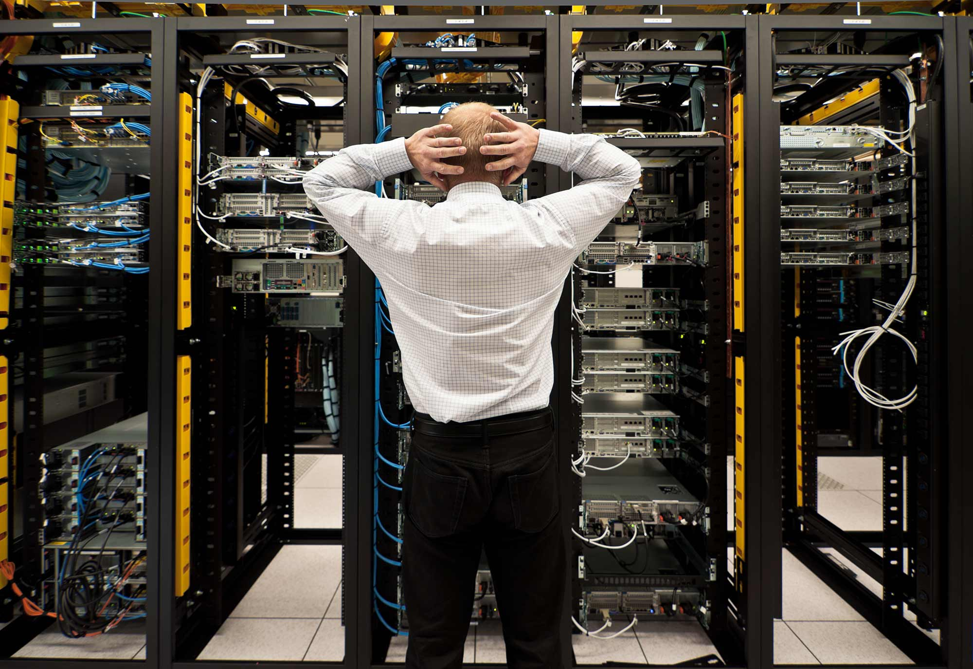 Data Centre Structured Cabling Companies Wiring Can Centres