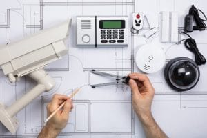 Design-and-planning-of-CCTV-installation