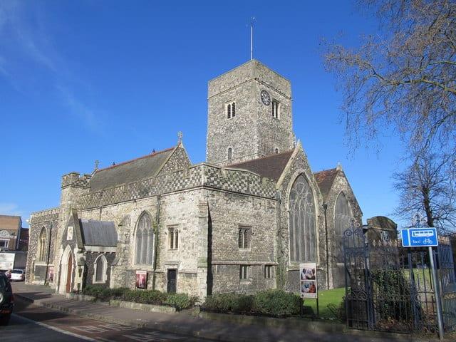 Holy Trinity Church, Dartford