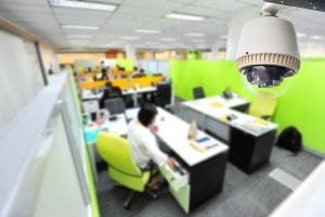 Internal-CCTV-camera-in-office