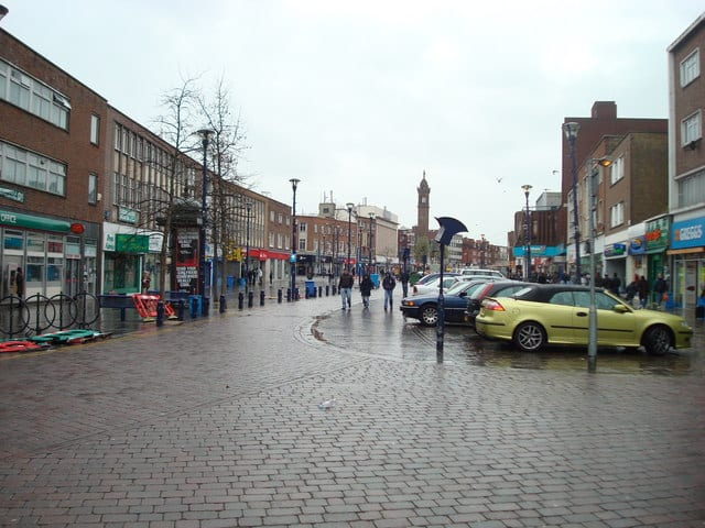 Lewisham high street