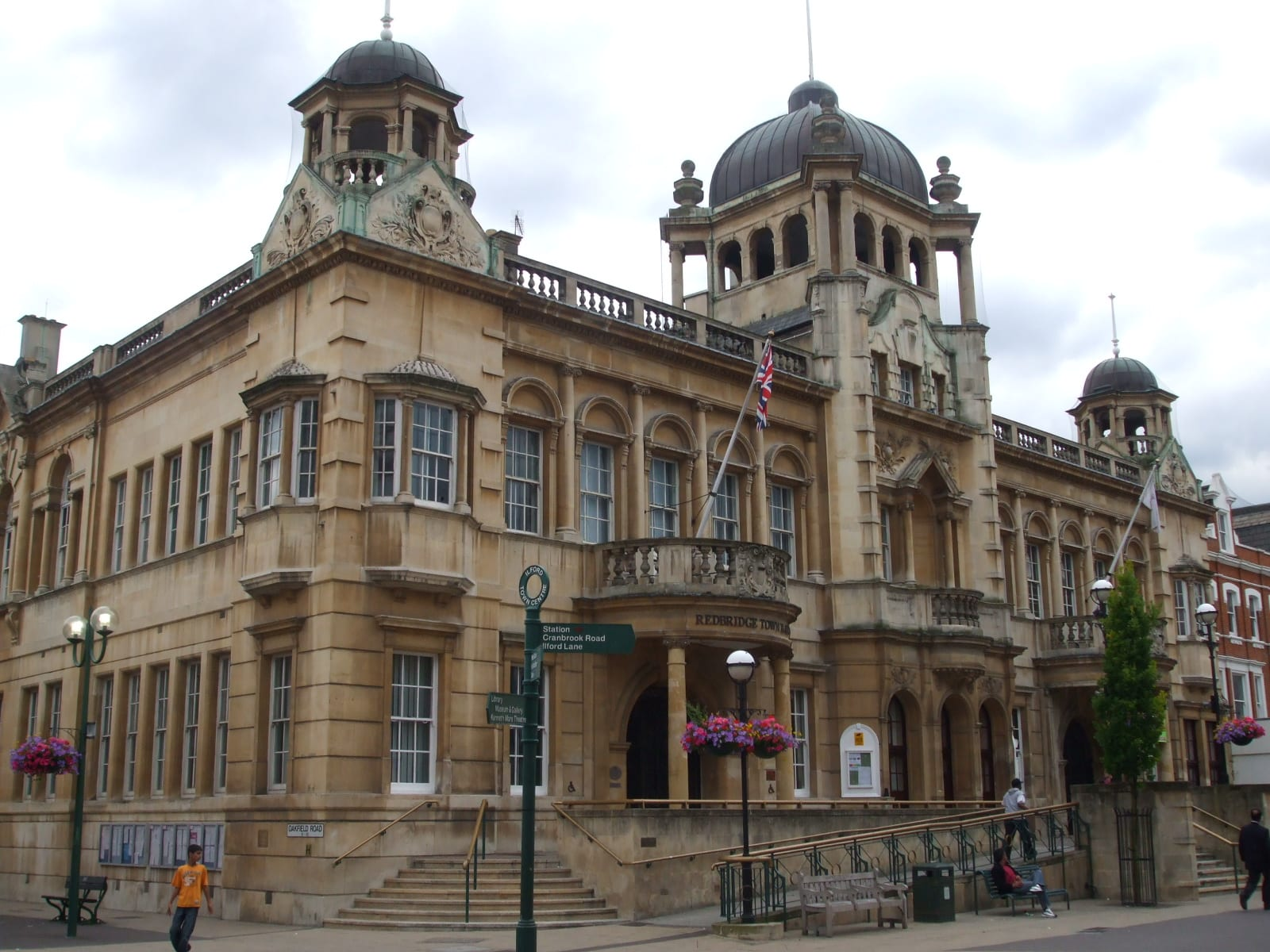 Redbridge-Town-Hall