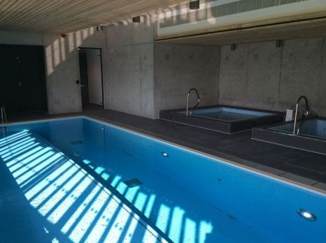 Southampton Football Club Hydro pool
