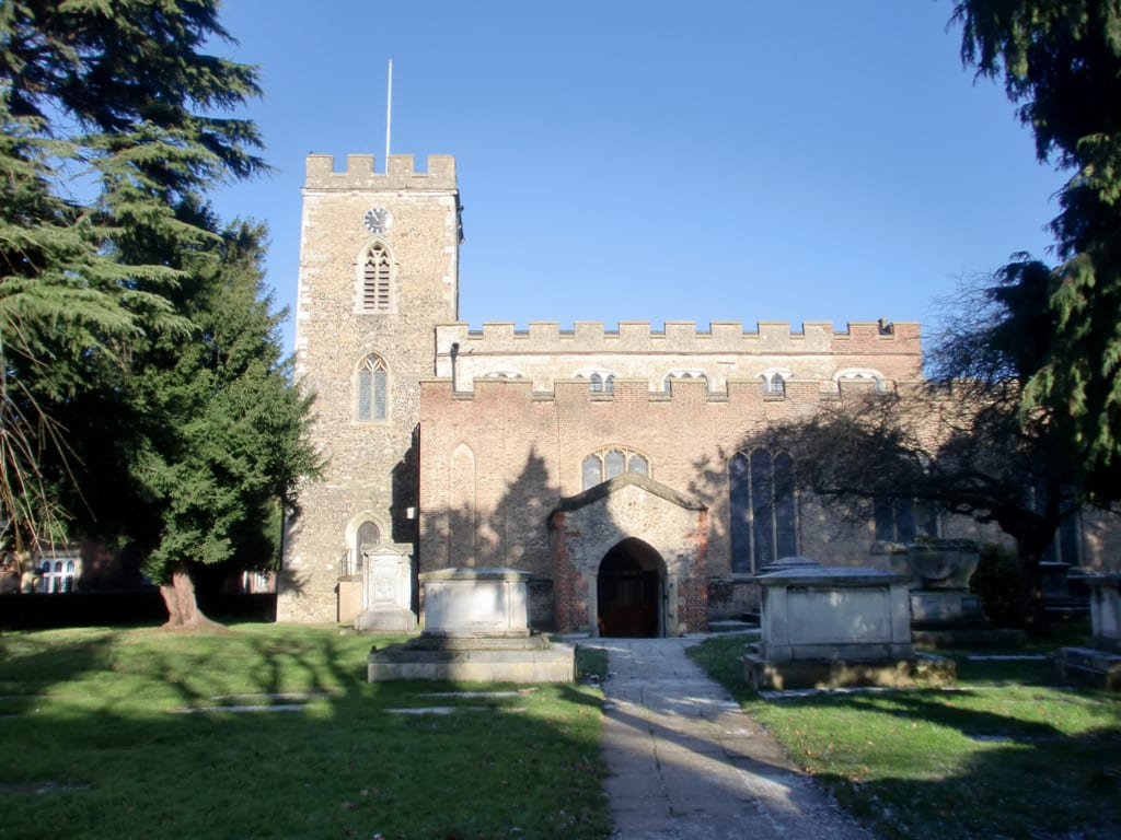 St Andrew's Parish Church, Enfield
