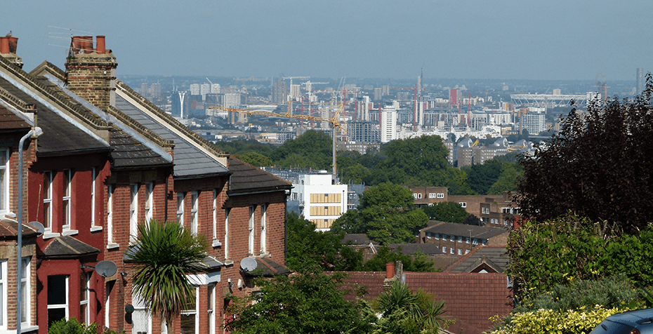 View-of-Brent-London